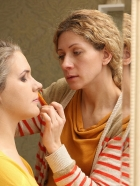 Agnė Dekerė - make-up