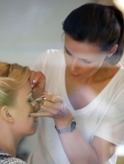 Agnė Valaitienė - make-up